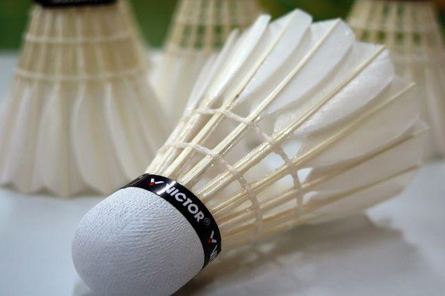 Typy míčků na badminton